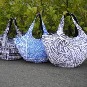 modern und praktisch Strandtasche von Jaliya